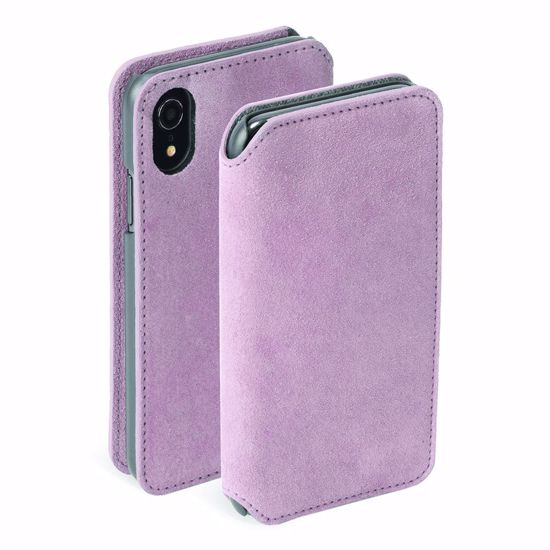 Picture of Krusell Krusell Broby 4 Card Slim Wallet for Apple iPhone XR in Pink