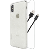 Picture of Trade Skech Matrix Case for Apple iPhone XS Max in Clear Sparkle