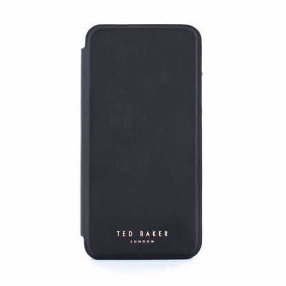 Picture of Ted Baker Ted Baker Shannon Folio Case for Apple iPhone 11 Pro Max in Black