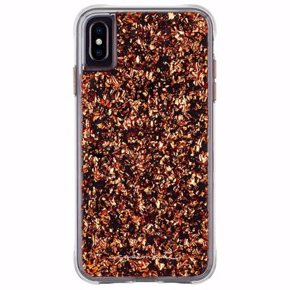 Picture of Case-Mate Case-Mate Karat Case for Apple iPhone XS Max in Rose Gold