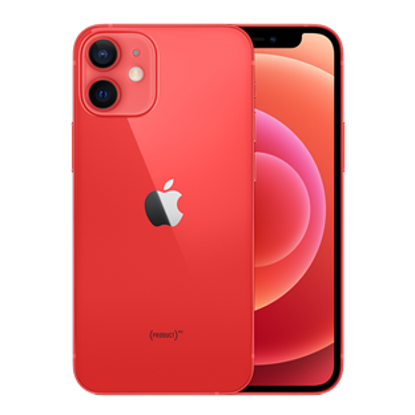 Picture of Apple iPhone 12 128GB (PRODUCT)RED (MGJD3B)