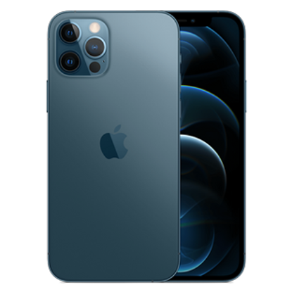 Picture of Apple iPhone 12 Pro 256GB Pacific Blue (MGMT3B)