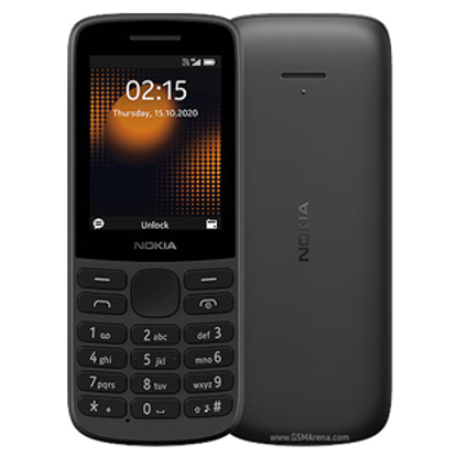 Picture of Nokia 215 4G Black